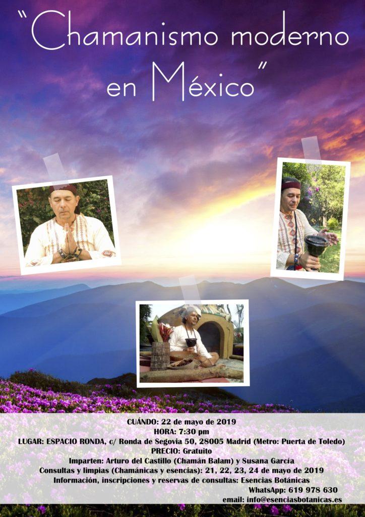 Chamanismo moderno en México