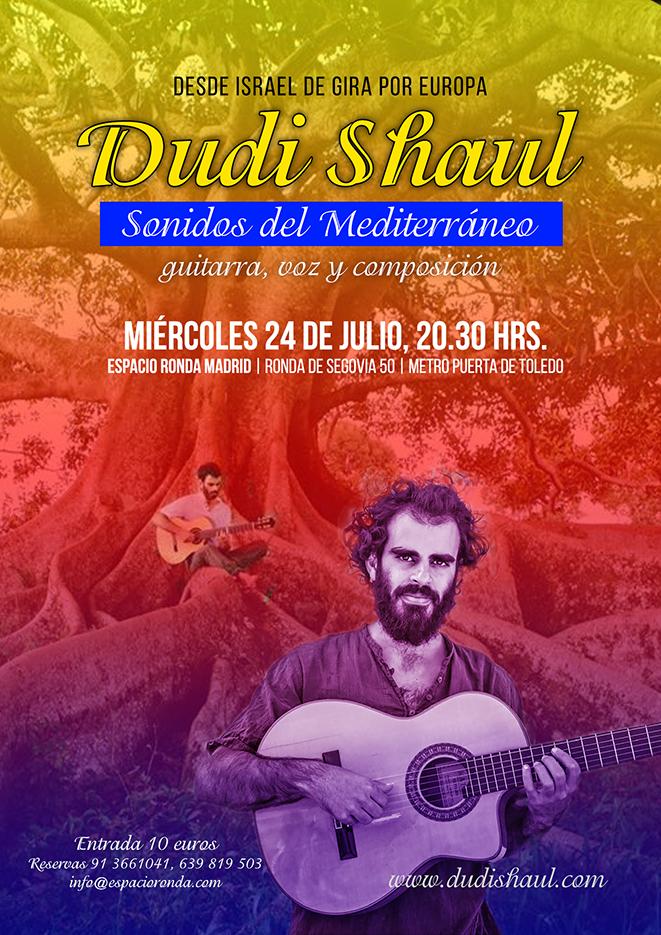 Dudi Shaul - Sonidos del Mediterráneo