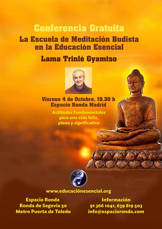 La Escuela de Meditación Budista en la Educación esencial