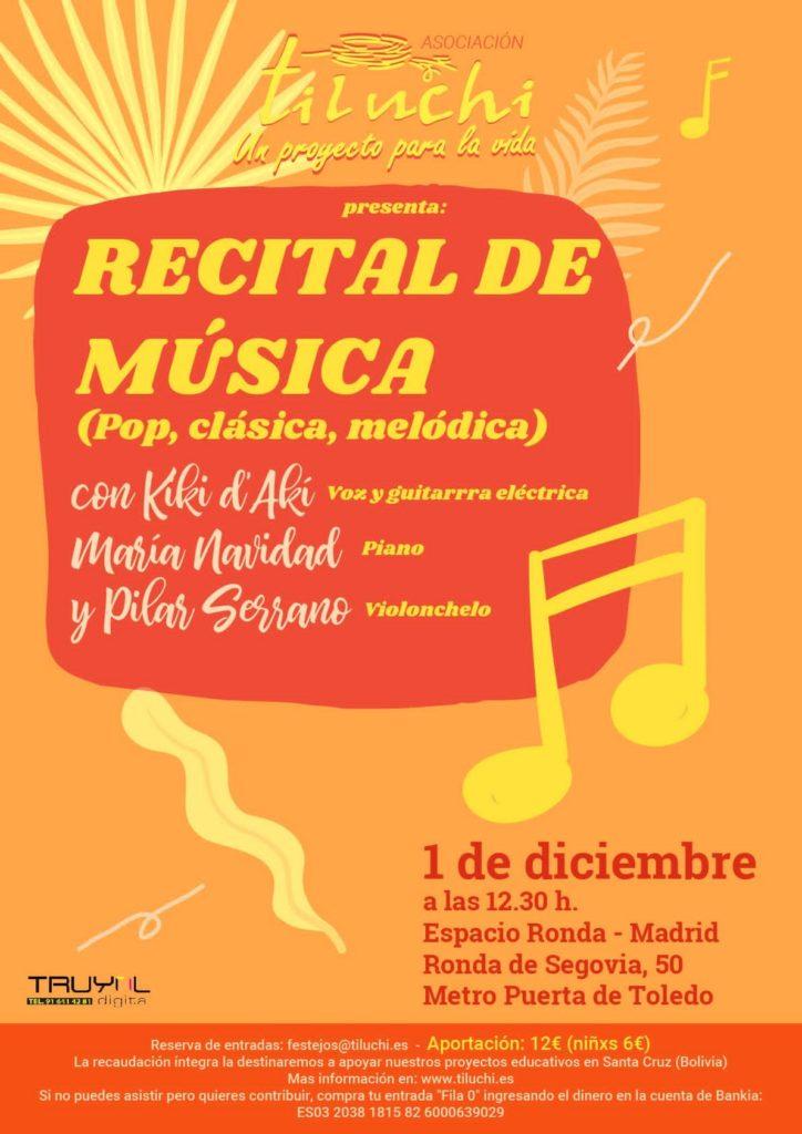 """Tiluchi """"Recital de Música"""""""