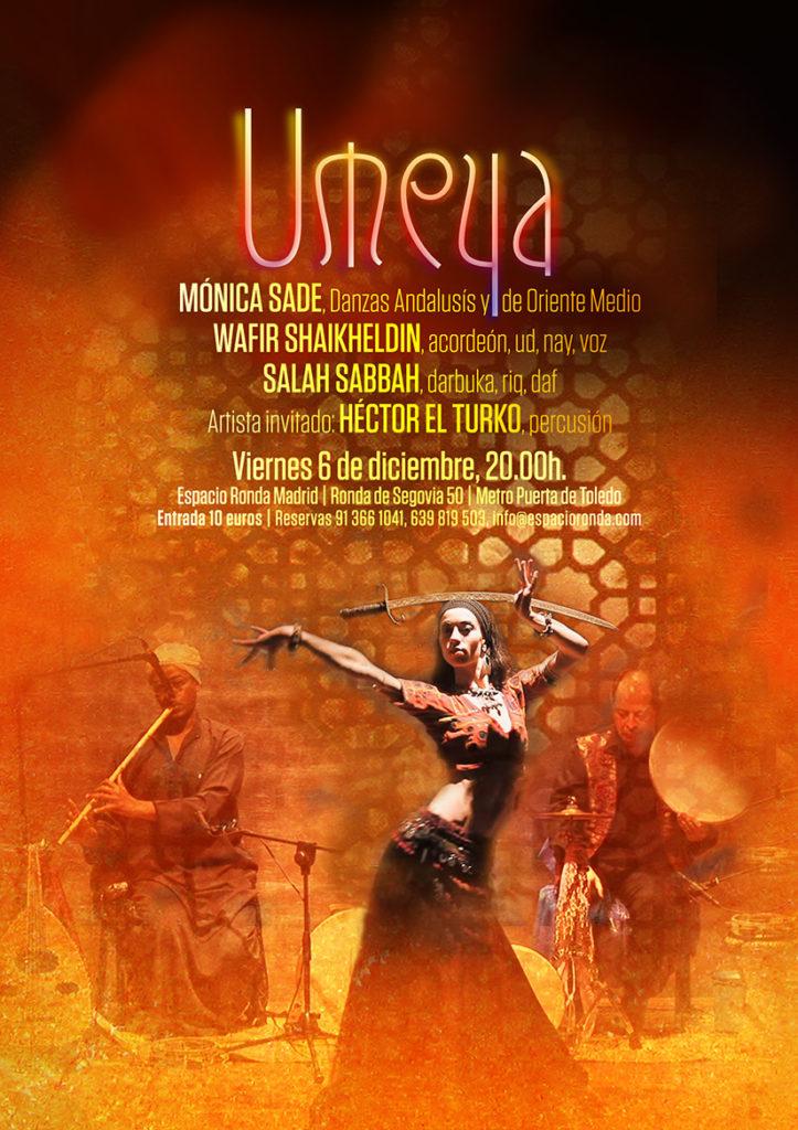 UMEYA · Música y Danzas Andalusís y de oriente Medio