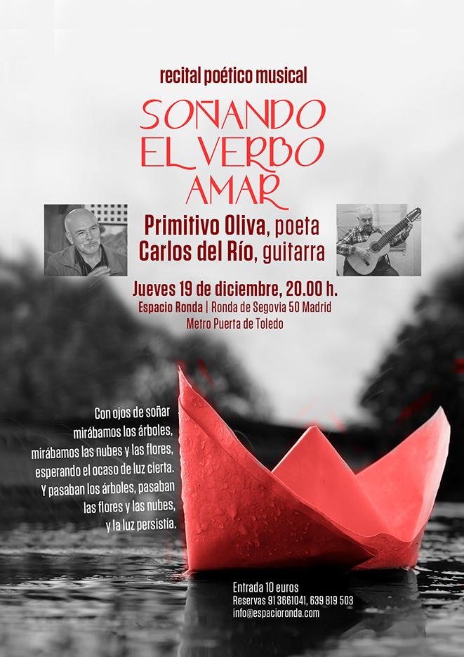 """Recital Poetico-Musical """"Soñando el Verbo Amar"""""""